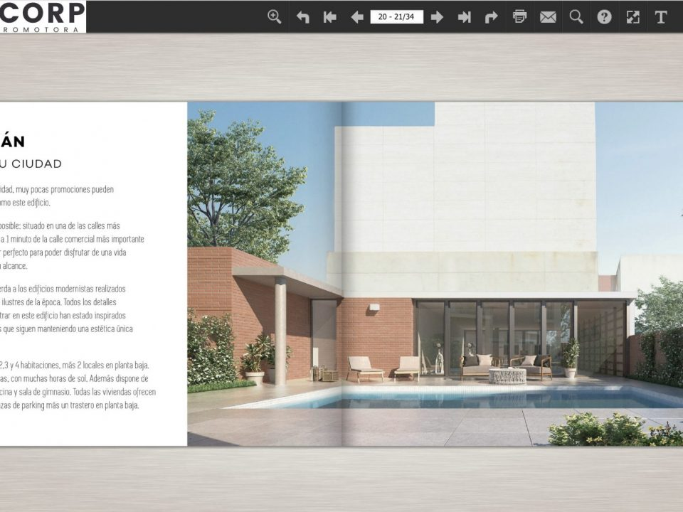 Catálogos interactivos online