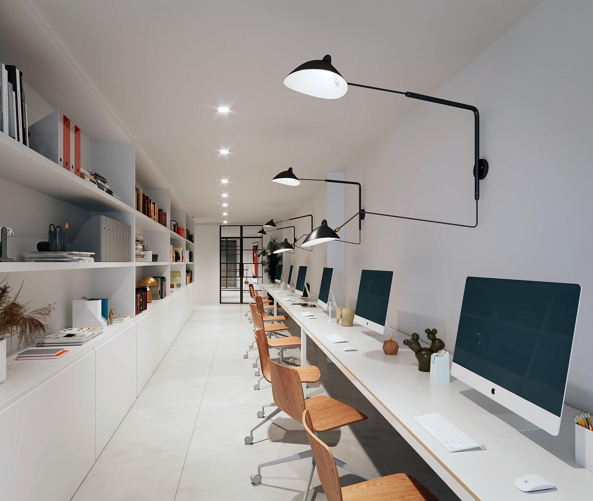 renders oficinas