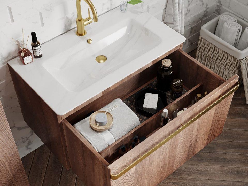 Rendering Bath Furniture