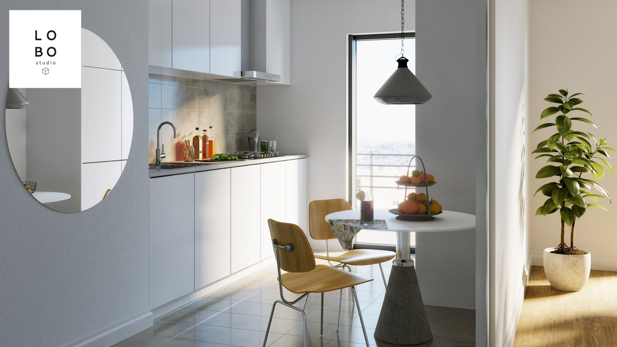 kitchen renders