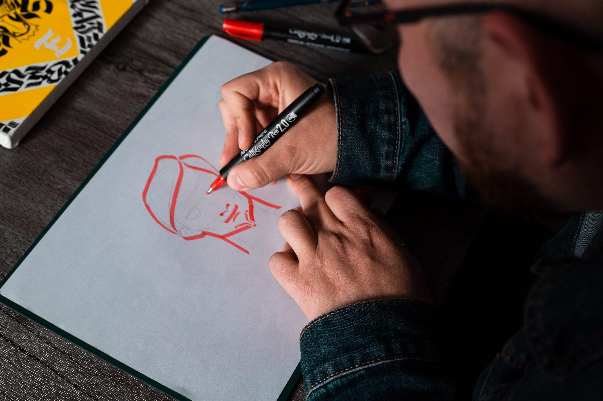 Ilustración en Diseño Gráfico